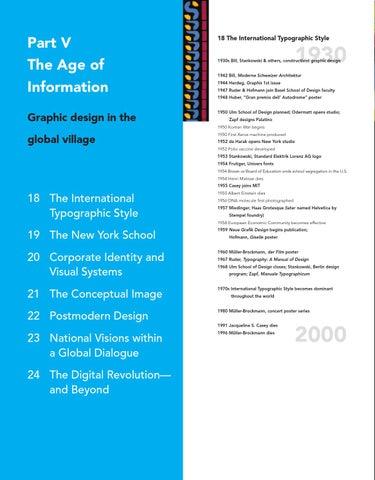 Meggshistoryofgraphicdesign2 By Arachne Zhao Issuu