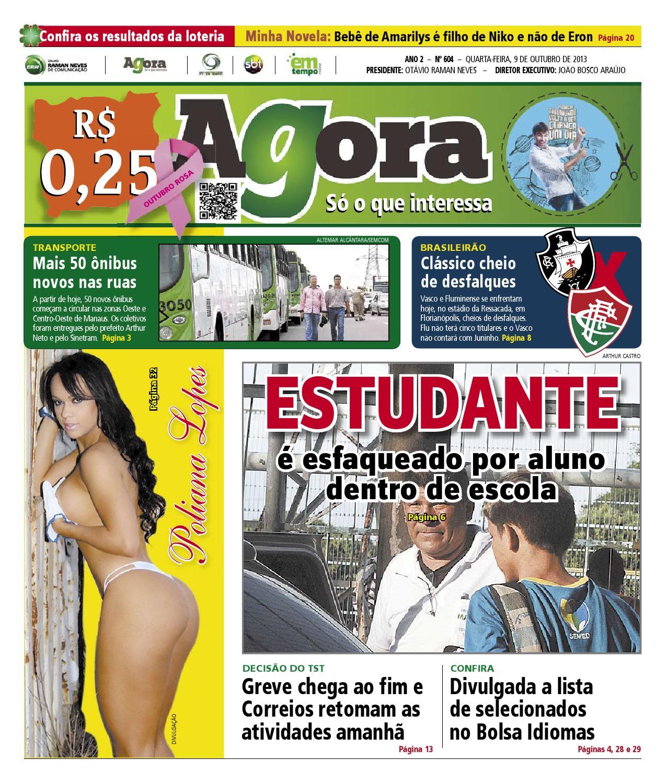 68654940fef Agora - 9 de outubro de 2013 by Amazonas Em Tempo - issuu