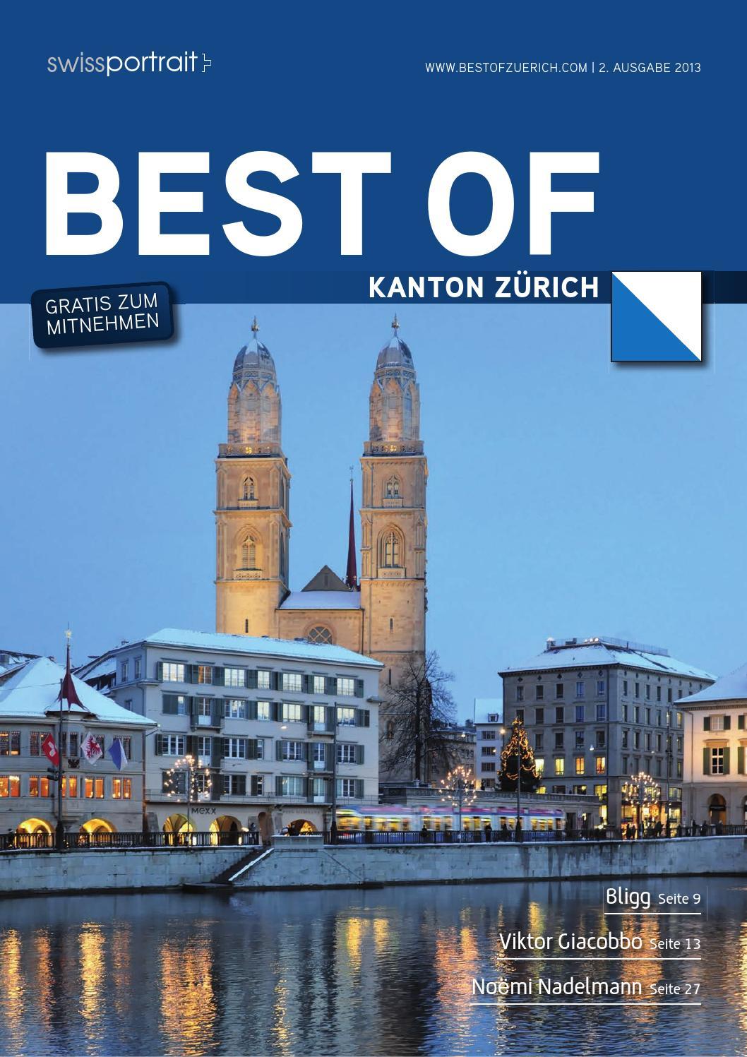 Best of Zürich 2. Ausgabe 2013 by Miplan AG - issuu