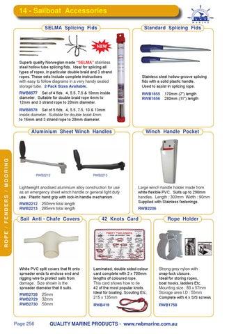 RWB Catalogue- Marine Direct Australia by MarineDirect - issuu