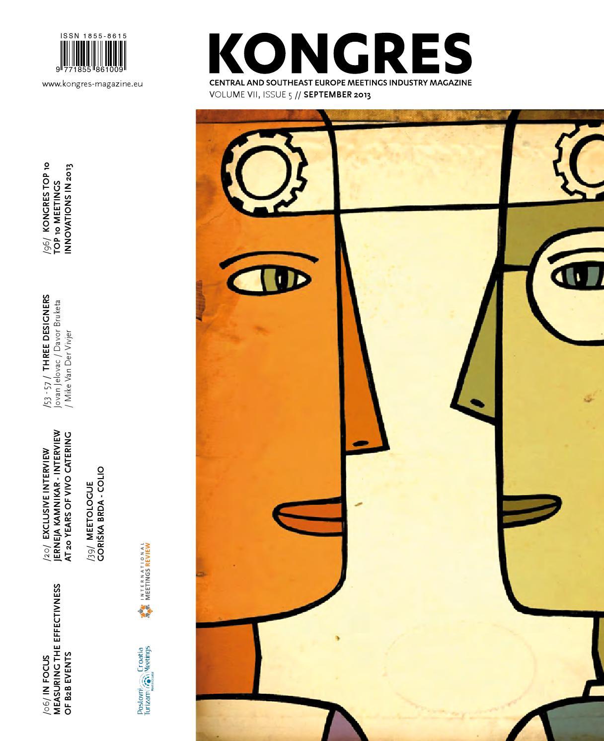 KONGRES MAGAZINE AUTUMN ISSUE