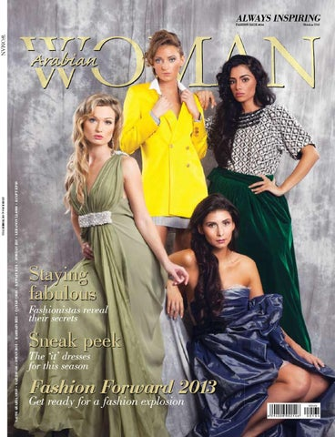 89ee22d9caa19 Arabian Woman October 2013 issue by Arabian Woman - issuu