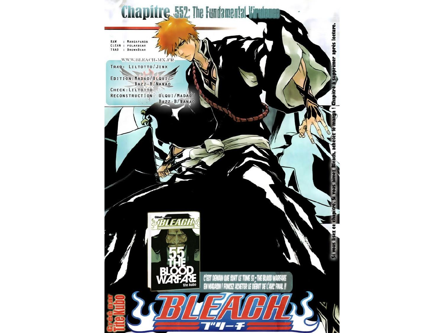 scan bleach 552
