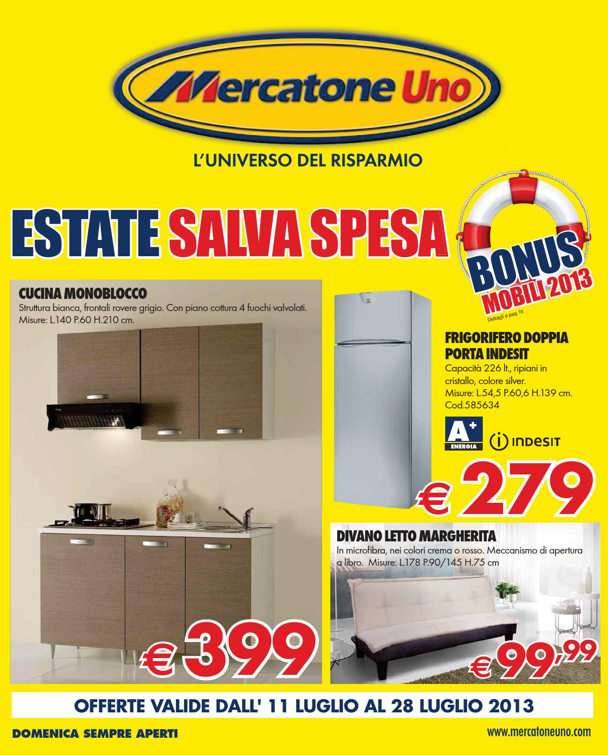 Mercatone uno by catalogofree issuu for Mercatone uno credenze