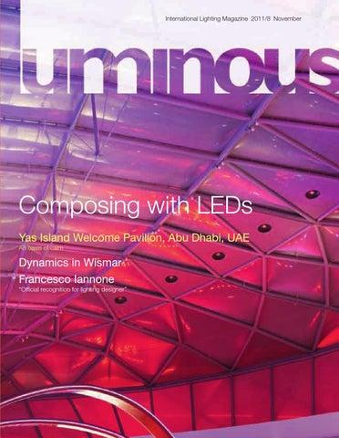 Luminous 8 - Composing with LED Lighting by Luminous