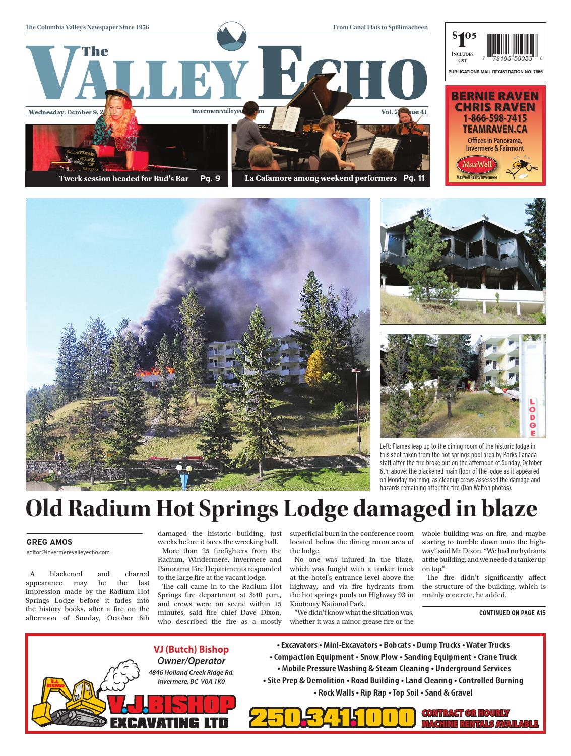 Invermere Valley Echo October 09 2013 By Black Press Issuu