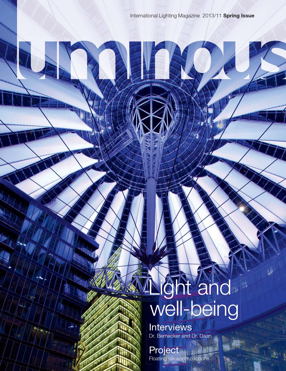 Beyond Light And Well Being By Luminous