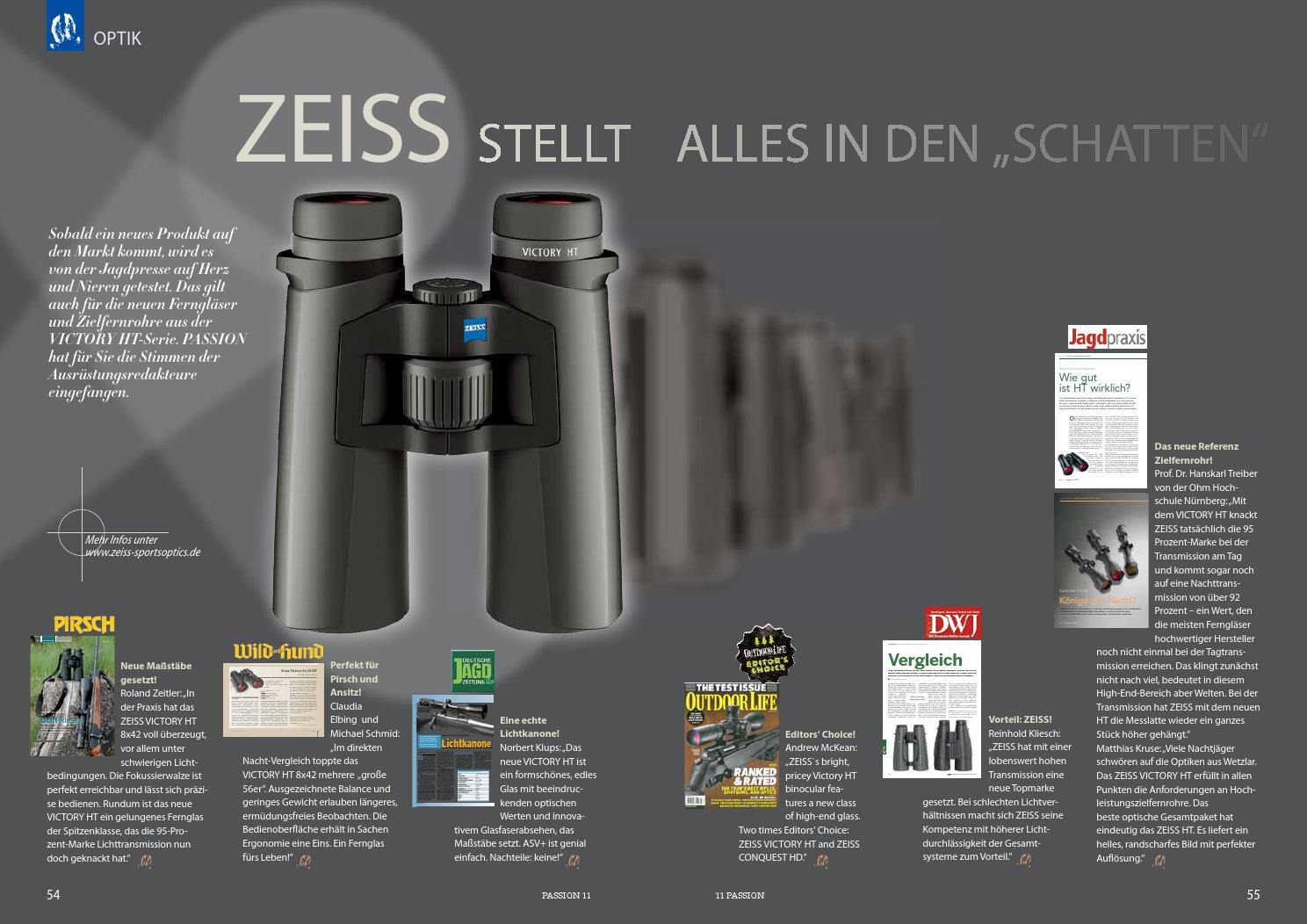 Passion by zeiss sports optics issuu