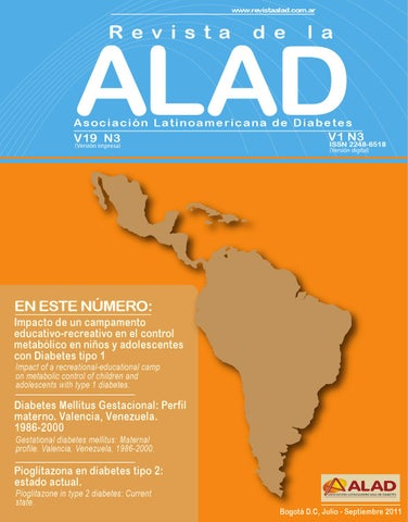 5f4f65e5d Revista ALAD v1 N3 by Asociacion Latinoamericana de Diabetes - issuu
