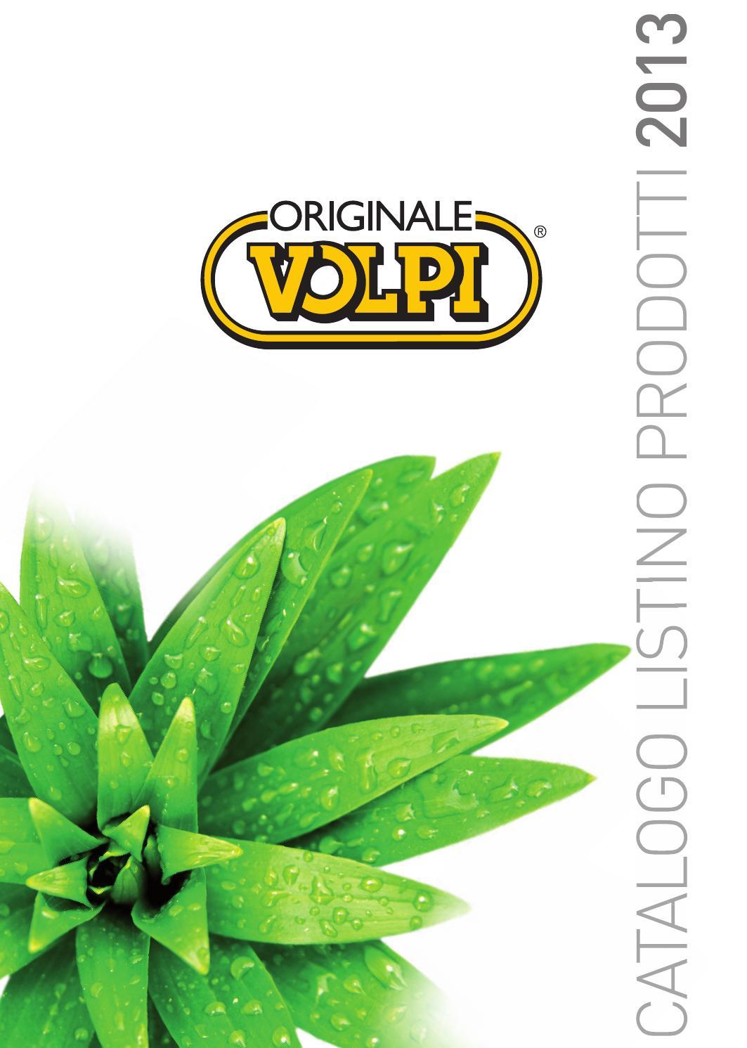 Cat logo volpi 2013 by decoralife issuu for Irrigatori oscillanti
