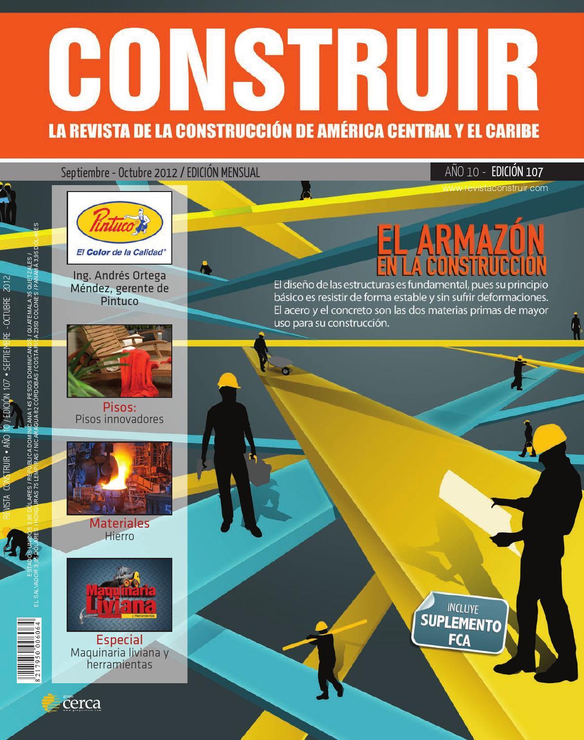 Revista Construir 107 by Grupo Cerca - issuu
