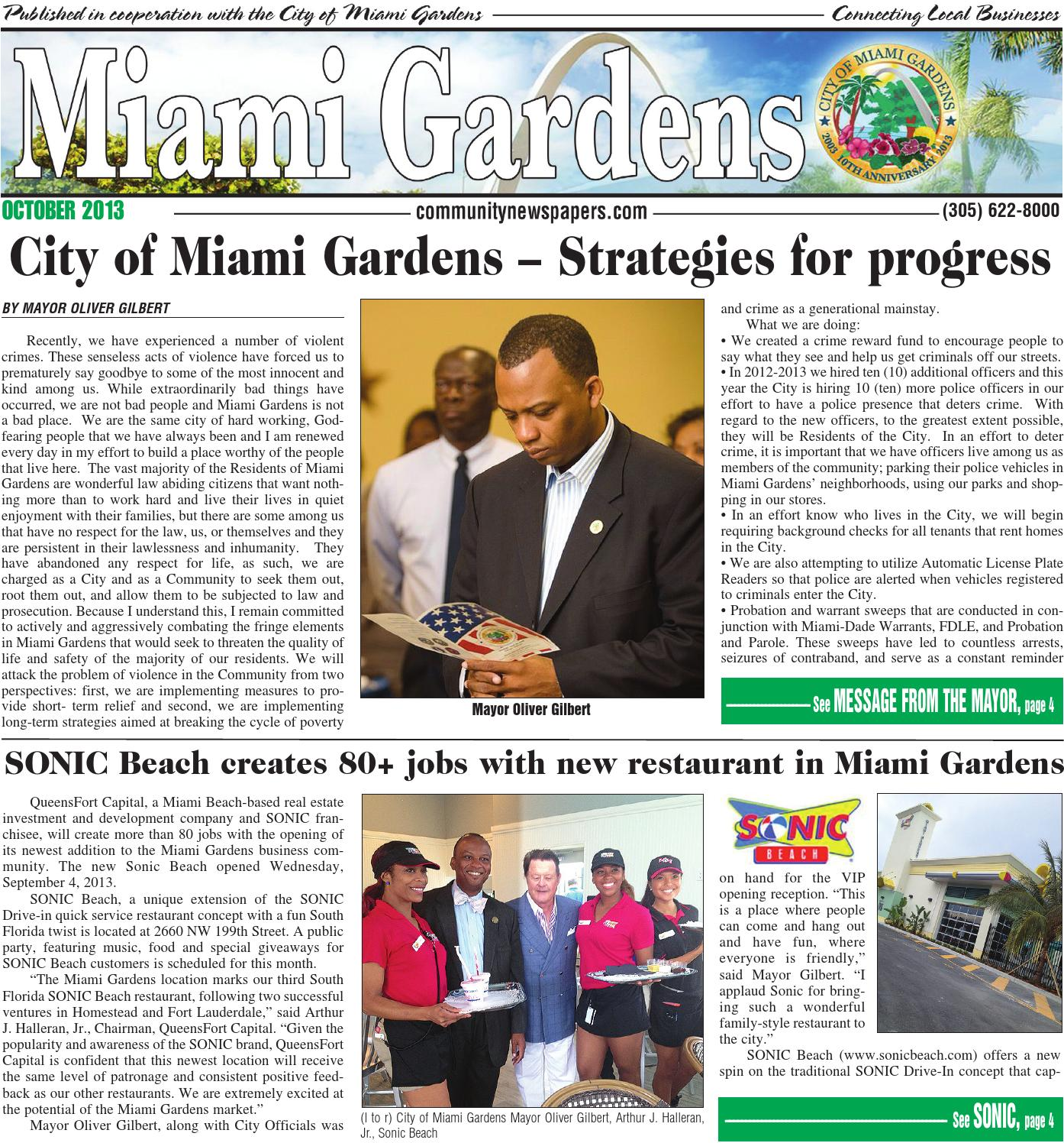City Miami Gardens Police Non Emergency Number