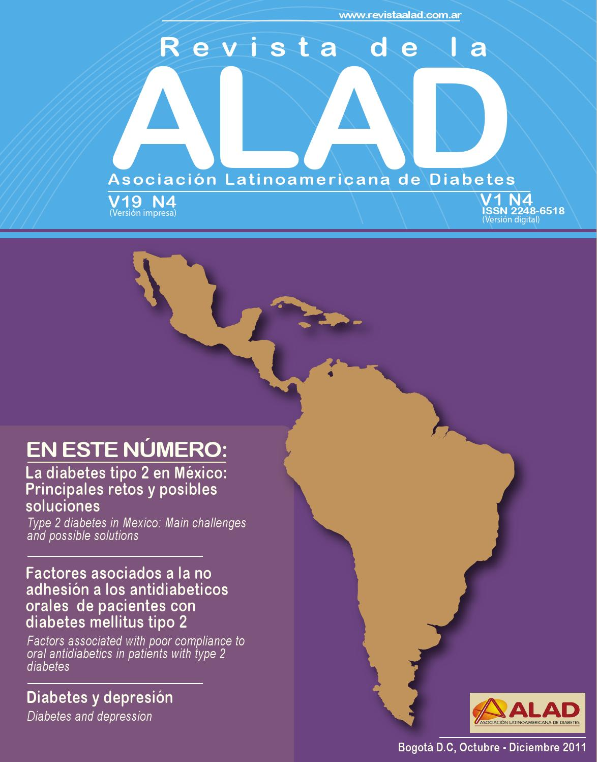 revista asociacion latinoamericana de diabetes