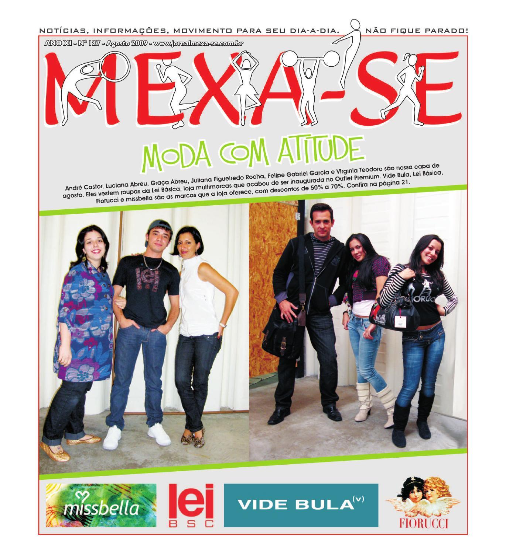 a5a961e1f Jornal Mexa-se Agosto 2009 by Jornal Mexa-se - issuu