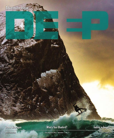 8256052a DEEP Surf Magazine—bv7, Issue 4_July/August 2012 by DEEP Surf ...