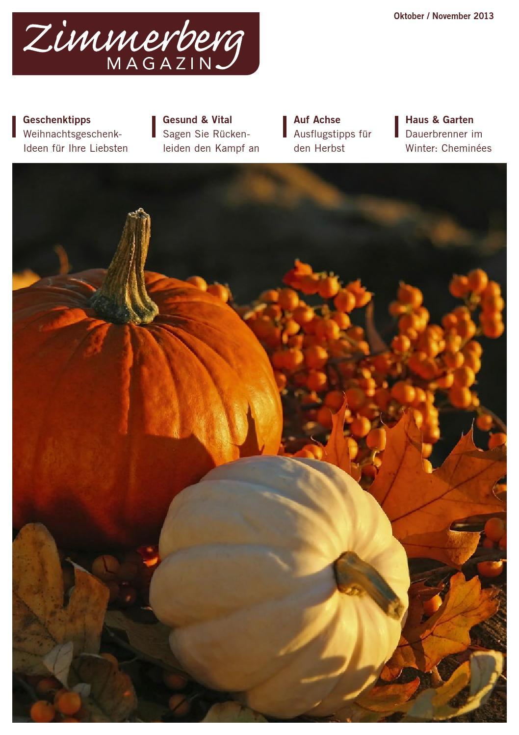 Zimmerberg Magazin, Okt./Nov. 2013 by inpuncto Verlag - issuu