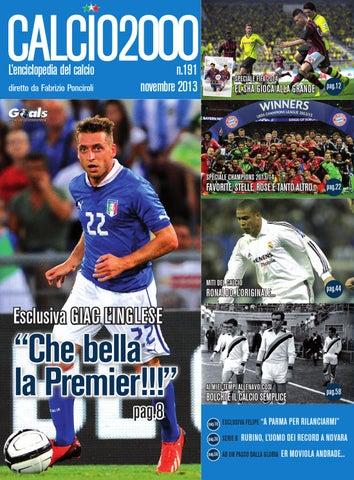 CALCIo2000 L enciclopedia del calcio diretto da Fabrizio Ponciroli 6c550fb2c326