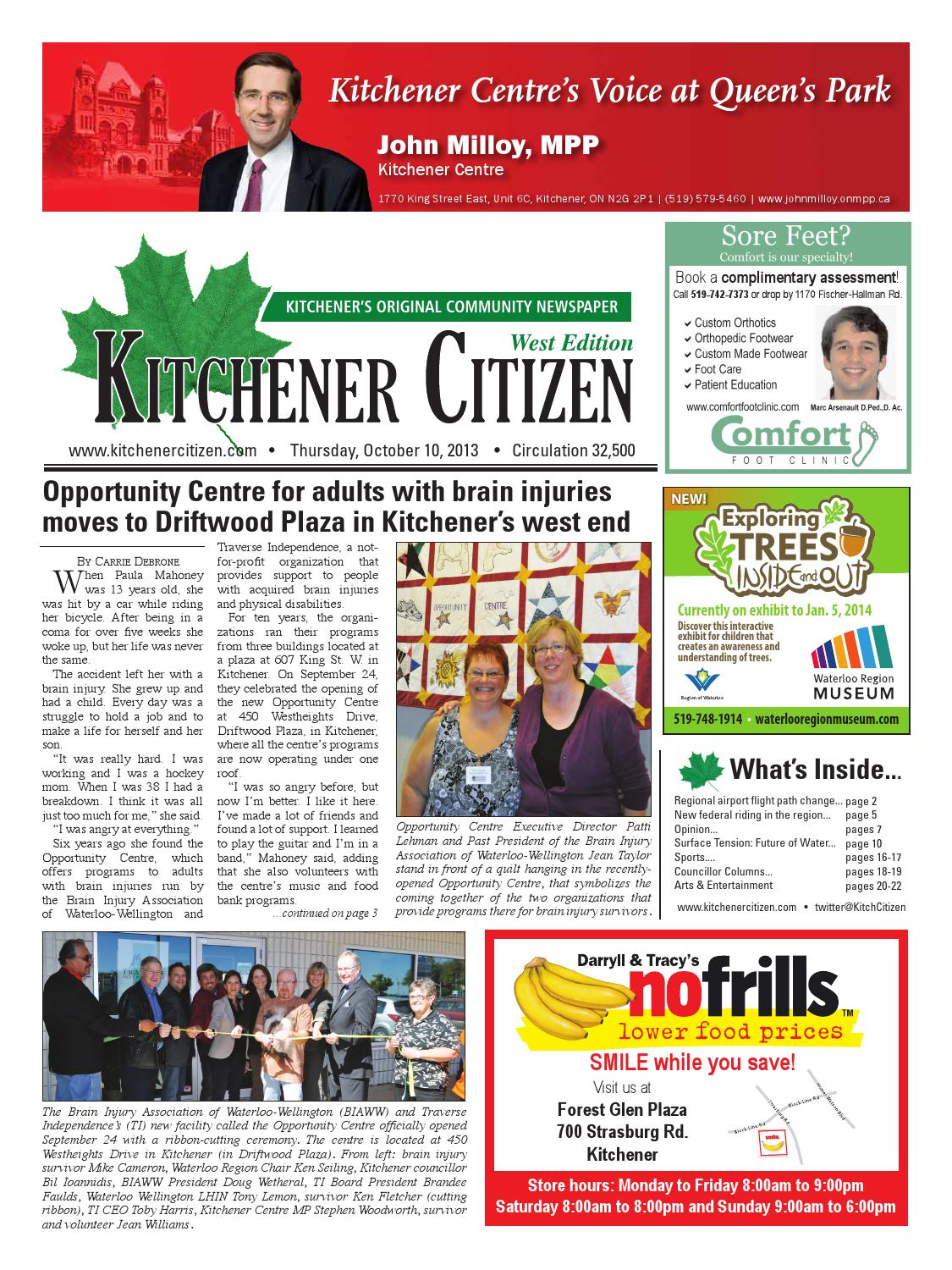 Kitchener Citizen - West Edition - October 2013 by Kitchener Citizen ...
