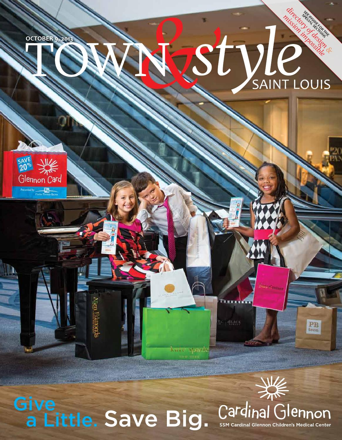 sc 1 st  Issuu & Townu0026Style St.Louis 10.09.13 by St. Louis Town u0026 Style - issuu