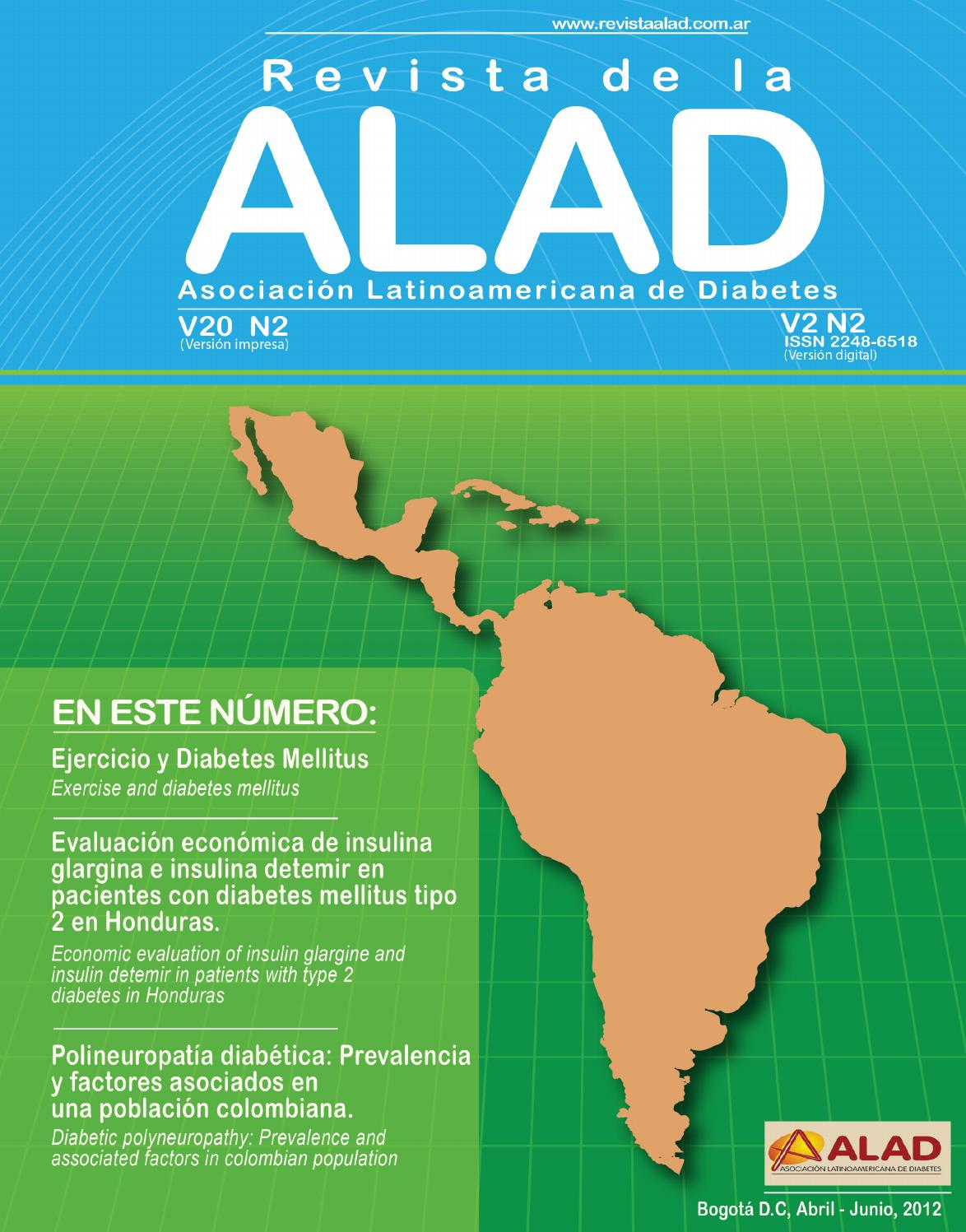 a24f382f3 Revista de la ALAD V2N2 by Asociacion Latinoamericana de Diabetes - issuu