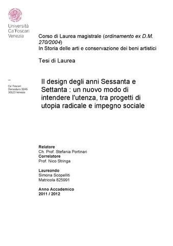420a94fb50785 Corso di Laurea magistrale (ordinamento ex D.M. 270 2004) In Storia delle  arti e conservazione dei beni artistici