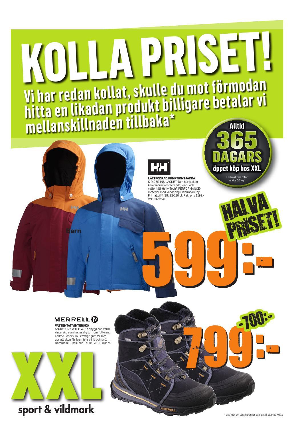 wholesale dealer 37431 fb9de XXL Sport katalog till 16 10 by broshuri - issuu