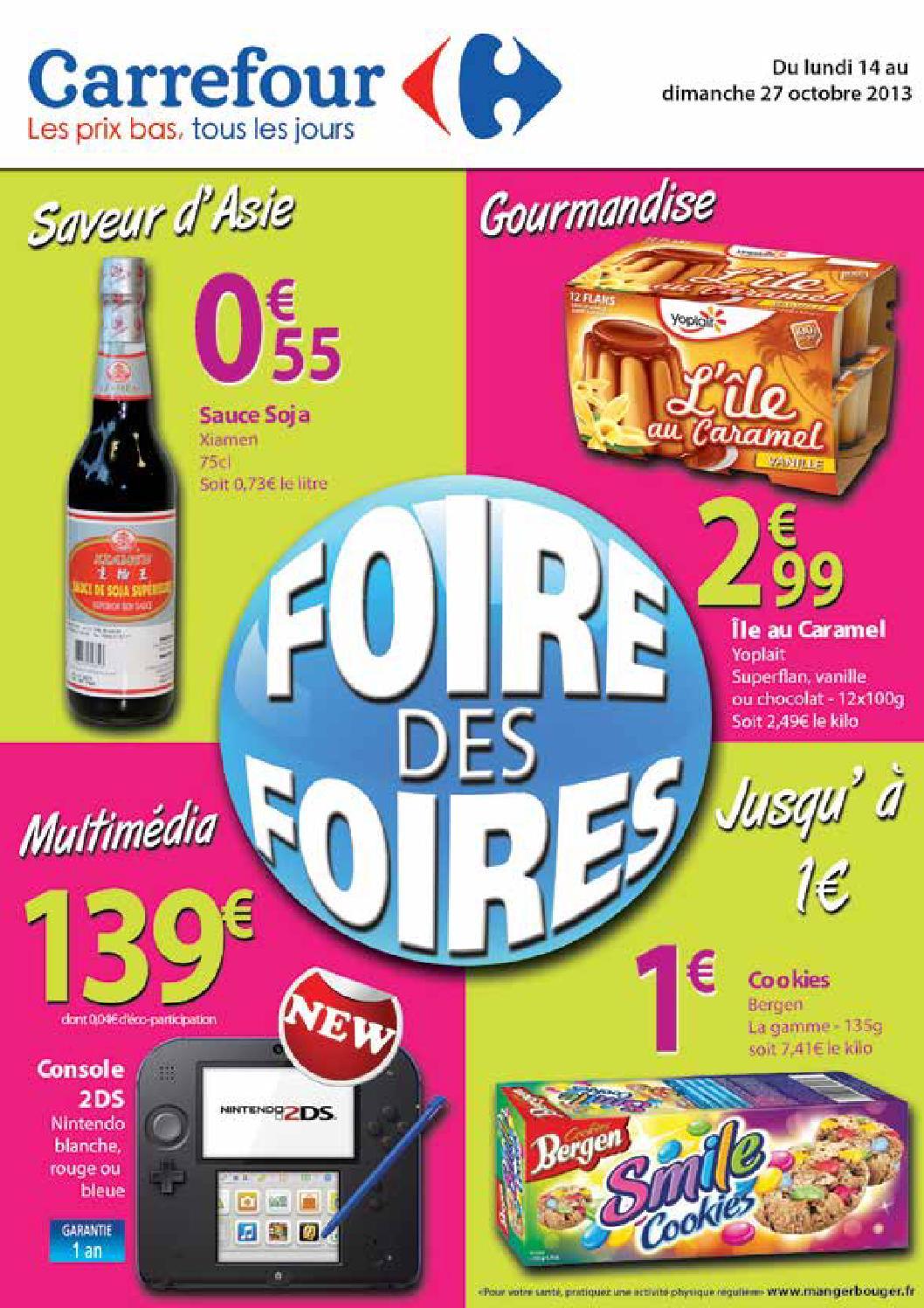 Carrefour Foire Des Foires By Carrefour Issuu