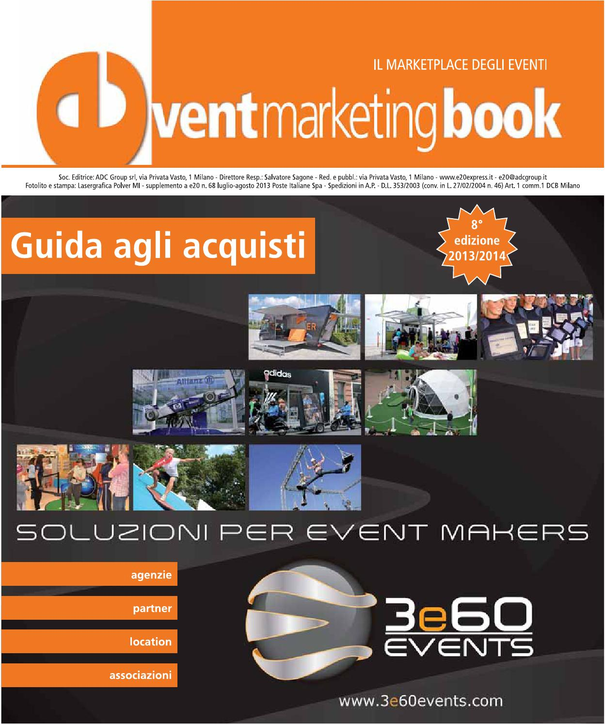Event Marketing Book 2013 by ADC Group - issuu b981117a7673