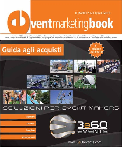 online store 57e70 1f0d0 Event Marketing Book 2013 by ADC Group - issuu
