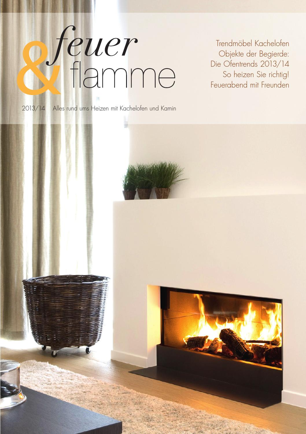 feuer flamme 2013 14 by impactmedia issuu. Black Bedroom Furniture Sets. Home Design Ideas
