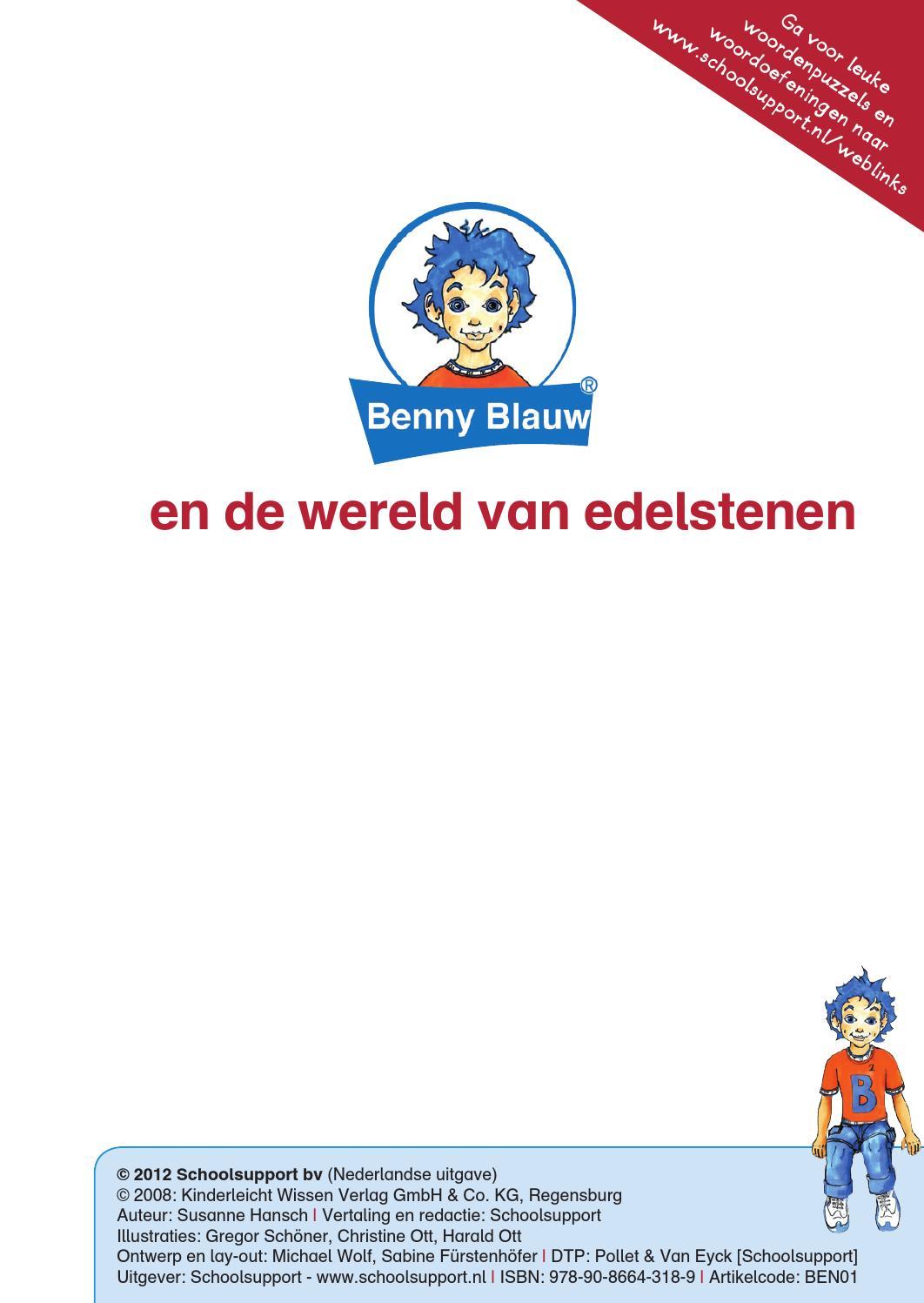 benny blauw edelstenen by ars scribendi uitgeverij issuu