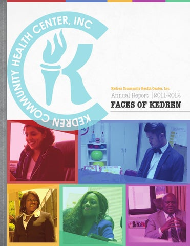 Kedren Annual Report 2011 2012 By Kedren Community Health Center