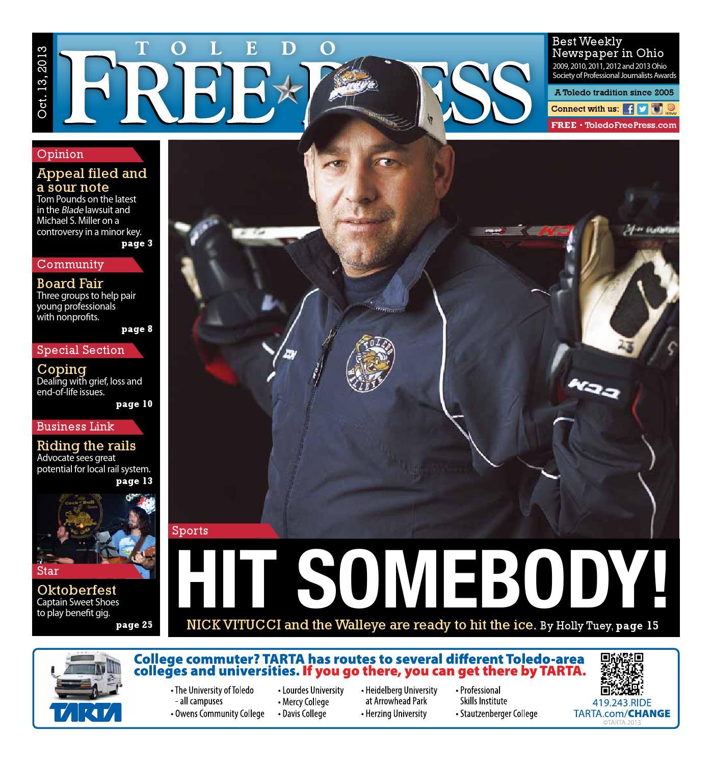 Toledo Free Press Oct 13 2013 By Toledo Free Press Issuu