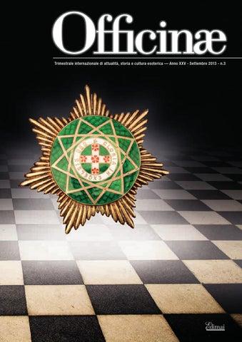 Officinae 2013 Settembre by Gran Loggia d Italia degli A.L.A.M. - issuu 3fd57c6094a0
