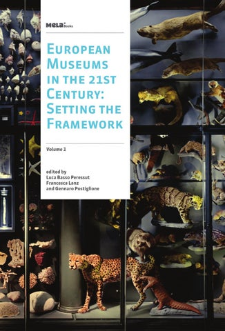 c95754d8306 European Museums in the 21st Century  Setting the Framework - Vol. 1 ...