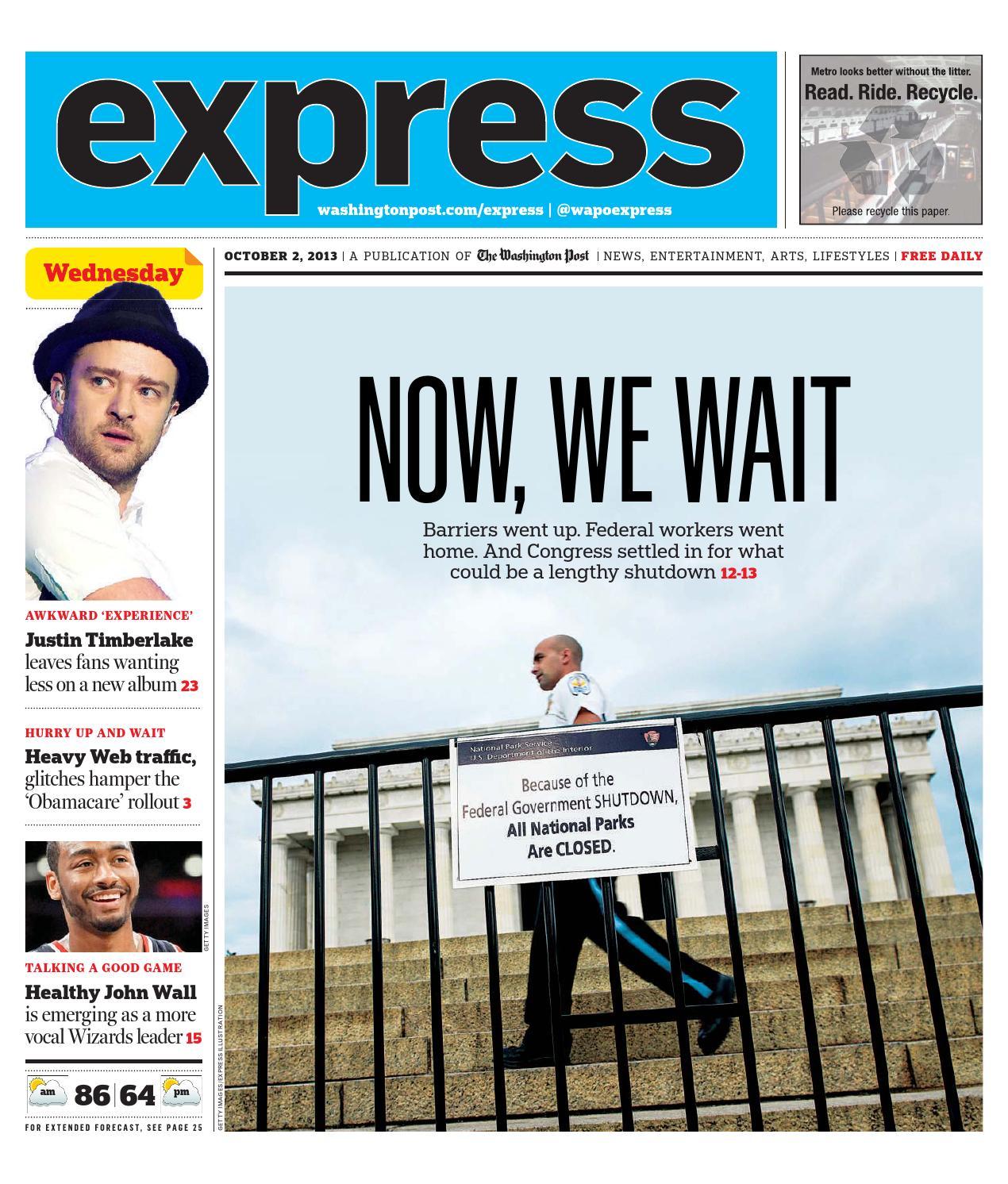 0a445426d802 EXPRESS 10022013 by Express - issuu