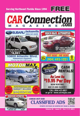 Car Connection com Magazine