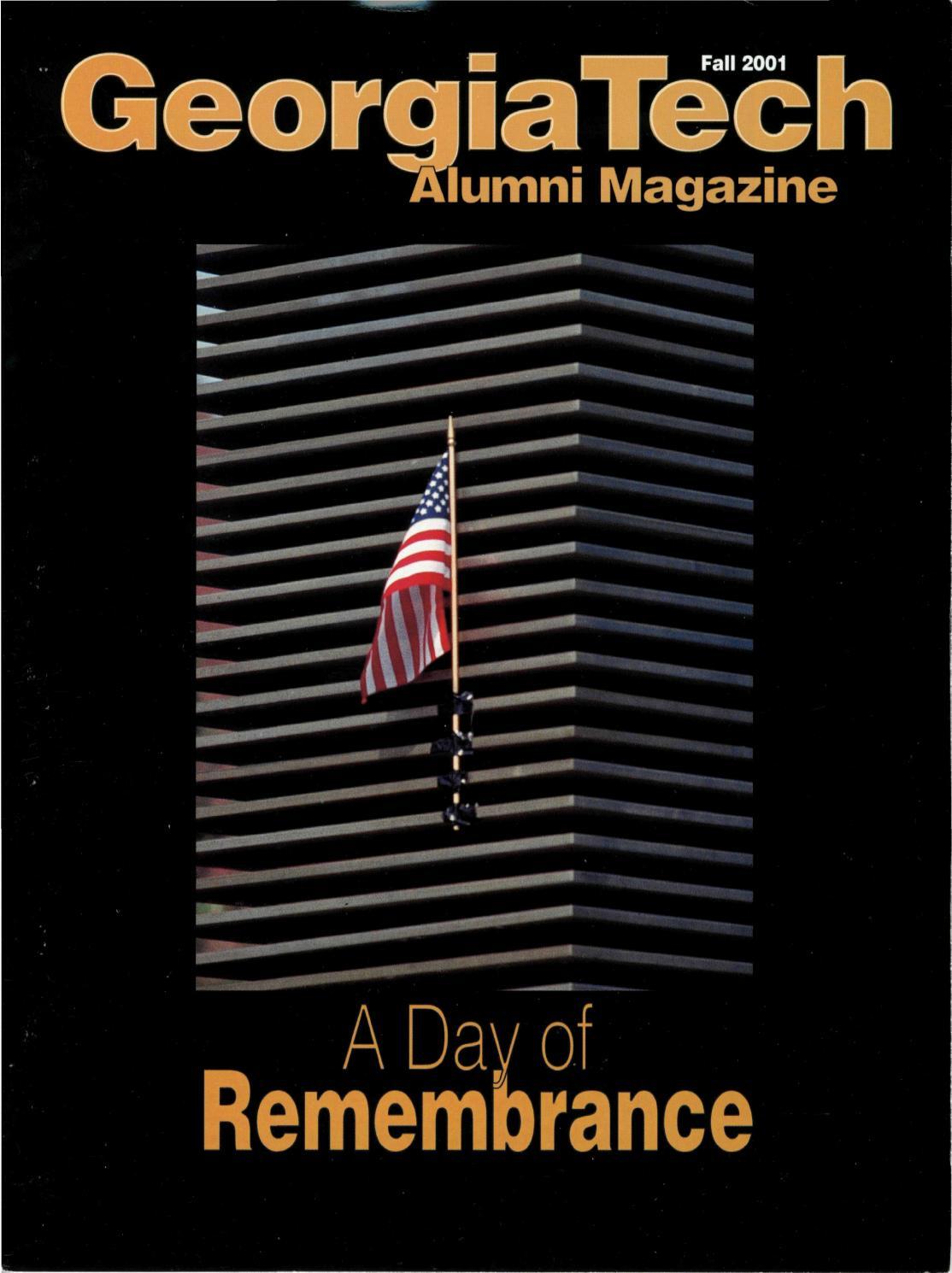 Georgia Tech Alumni Magazine Vol. 78, No. 02 2001 by Georgia Tech ...