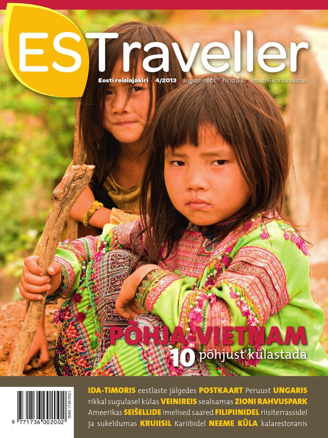 e3f8866338a Estraveller 4 2013 by Estraveller - issuu