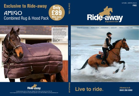 1533f0e5ede Ride away autumn winter 2013 web by HRCS - issuu
