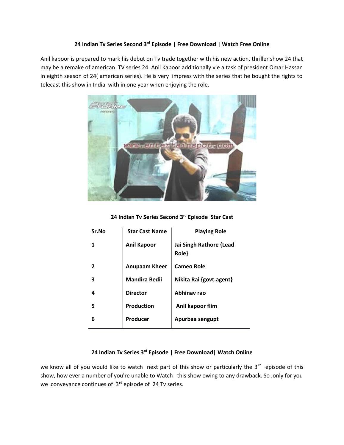 hindi tv series free download sites