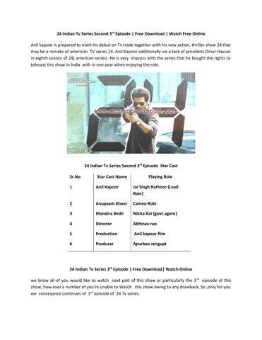 24 tv series anil kapoor free download
