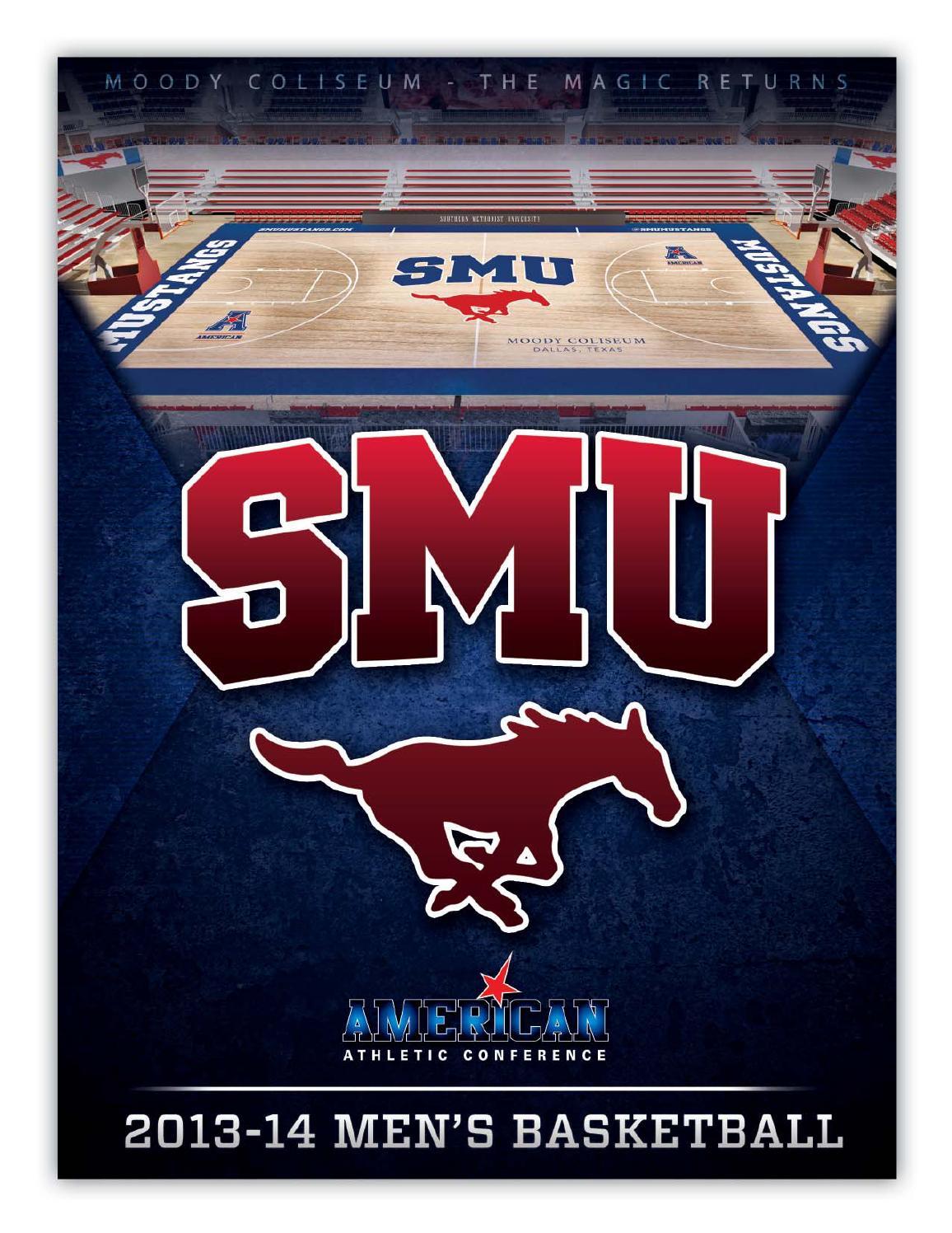 2013 14 Smu Men S Basketball Almanac By Smu Athletics Issuu