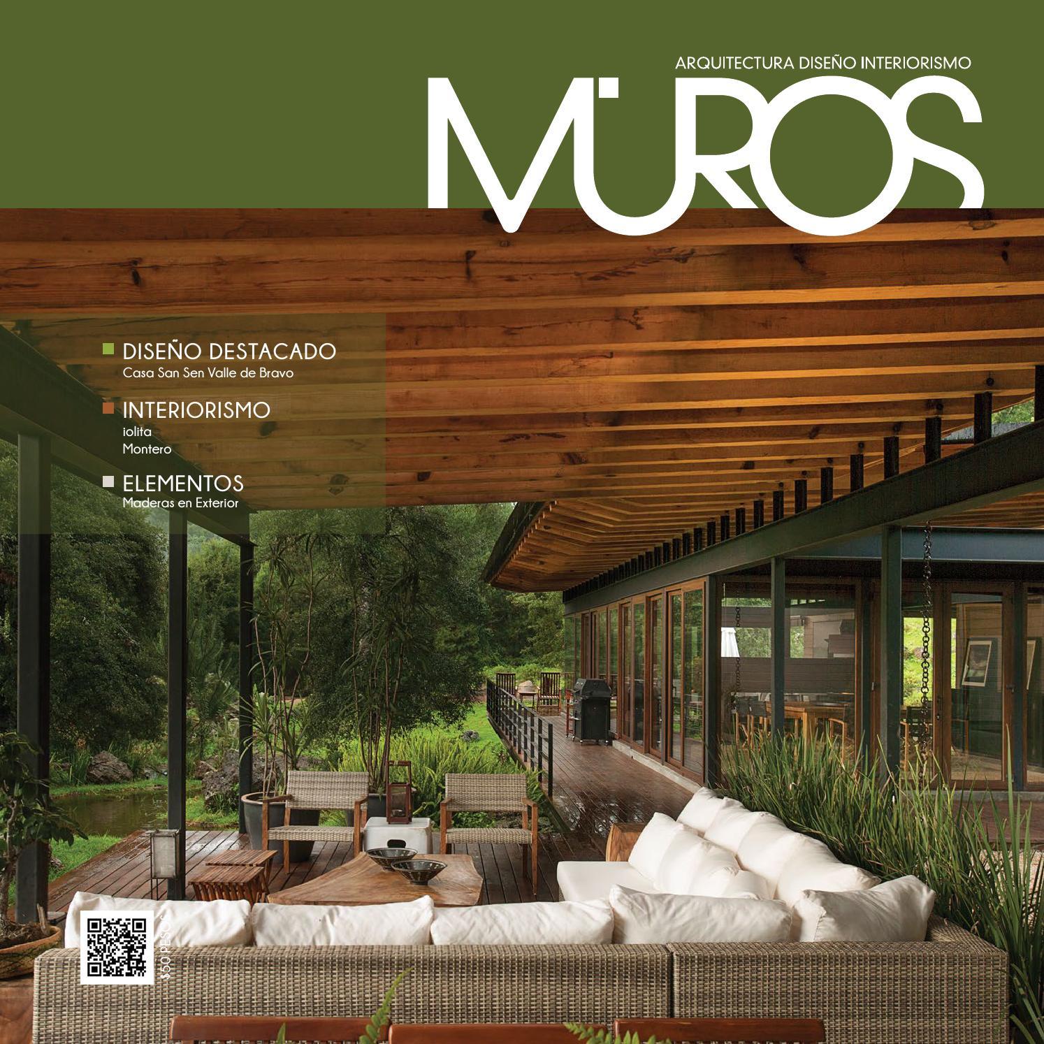 edici n 7 revista muros arquitectura dise o interiorismo