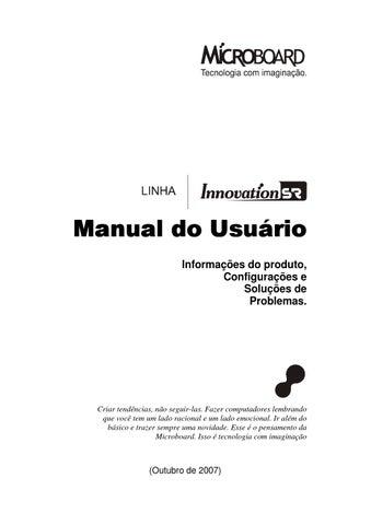 manual microboard by thays oliveira issuu rh issuu com dell xps notebook manual manual de laptop dell inspiron 1525 en español