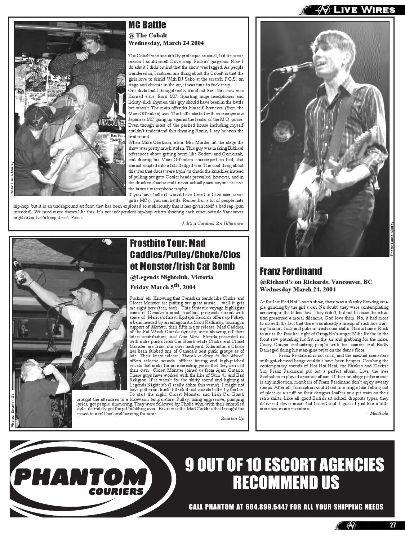 the nerve magazine april 2004 by the nerve magazine issuu