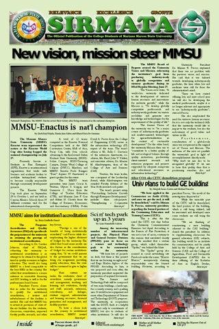SIRMATA First Issue AY2013-2014 by SIRMATA - issuu