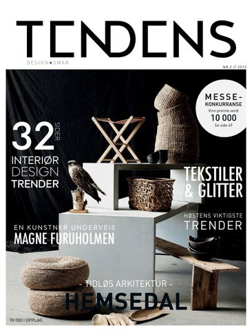 Tendens 2   design   by jeanette lunde   issuu