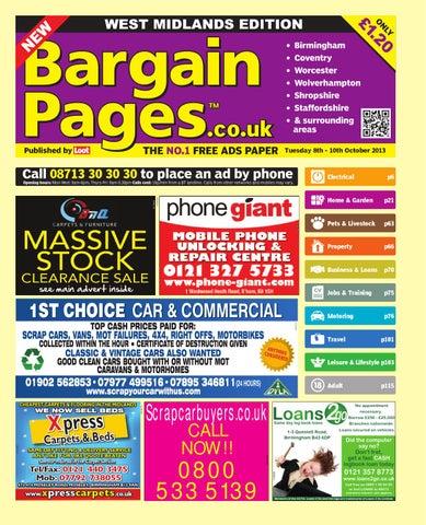Bargain Pages Midlands 1edadebeeaea
