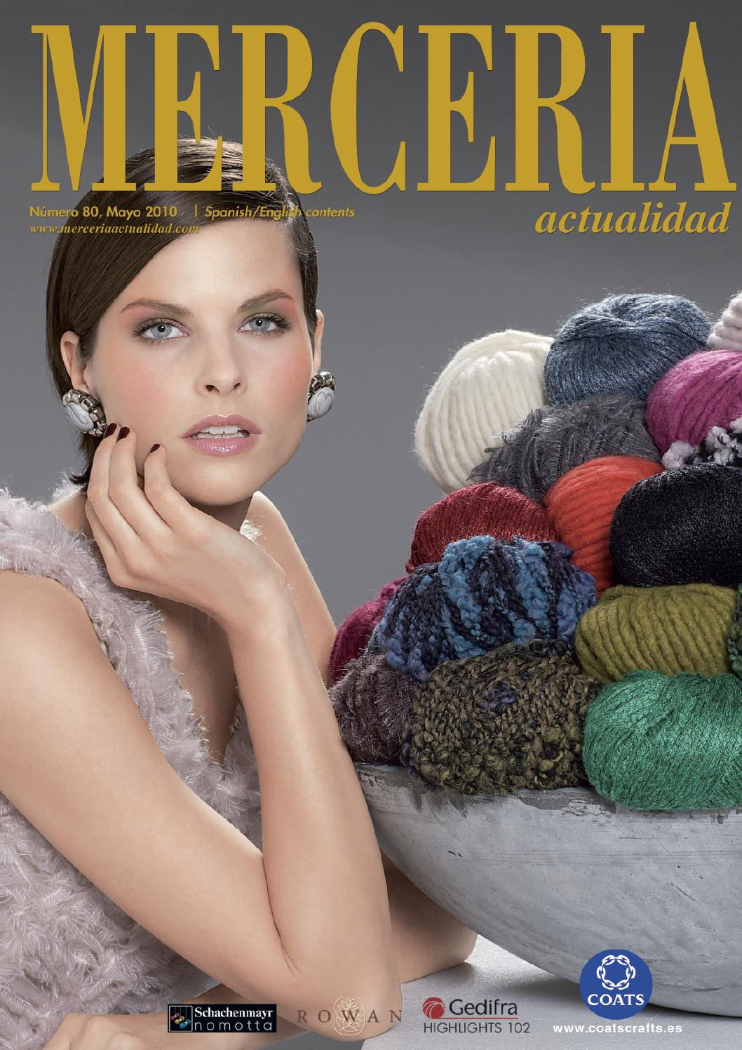 Mercería Actualidad 80 Haberdashery products and handicrafts by ...